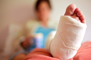 orthopaedic recovery