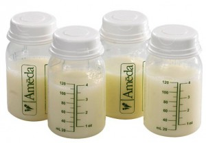 ameda bottle