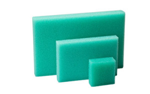 genadyne green foam negative pressure wound therapy