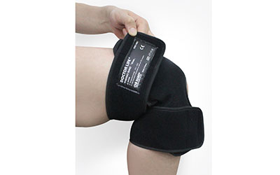 cryo-thermo band knee